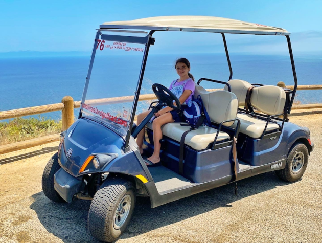 Catalina Island Golf Cart Rentals