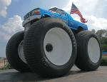 Hot Wheels Big Foot 5 Tallest and Heaviest