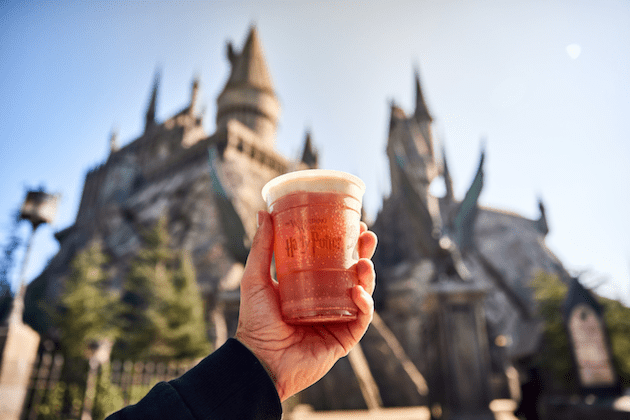 Taste of Universal Butterbeer