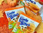 Little Bites Pumpkin Muffins Snack Pouches