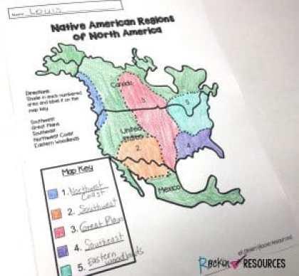 Native American Unit - Rockin Resources