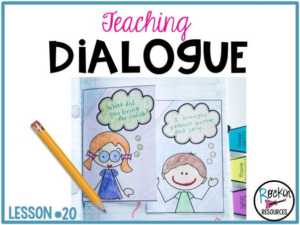 narrative essay examples with dialogue