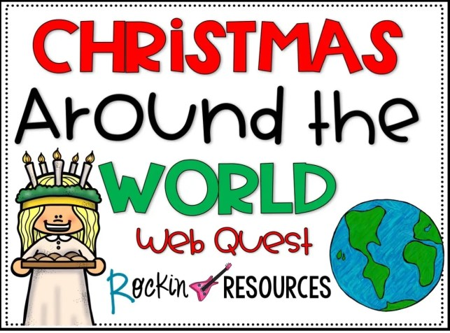 Upper Elementary Snapshots Christmas And Holiday Freebies