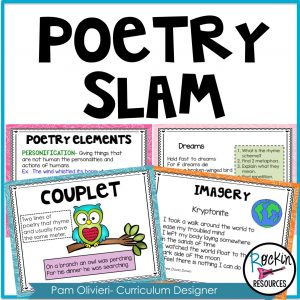 Step-by-Step to Effective Poetry Analysis   Rockin Resources