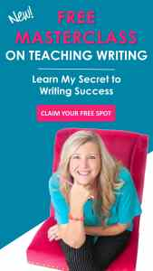 Writing Success Masterclass