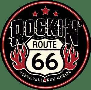 Rockin Route66 logo
