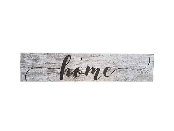 Home Sign Board