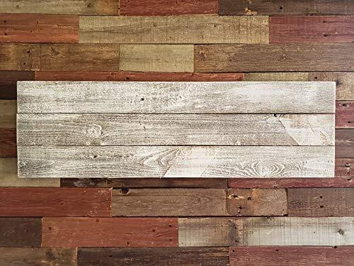 DIY Blank Rustic Weathered Wood Signs