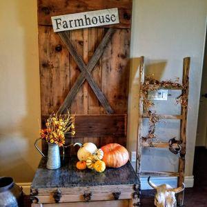 Farmhouse Sign Board