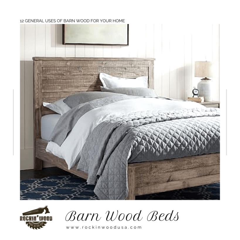 Barn Wood Beds