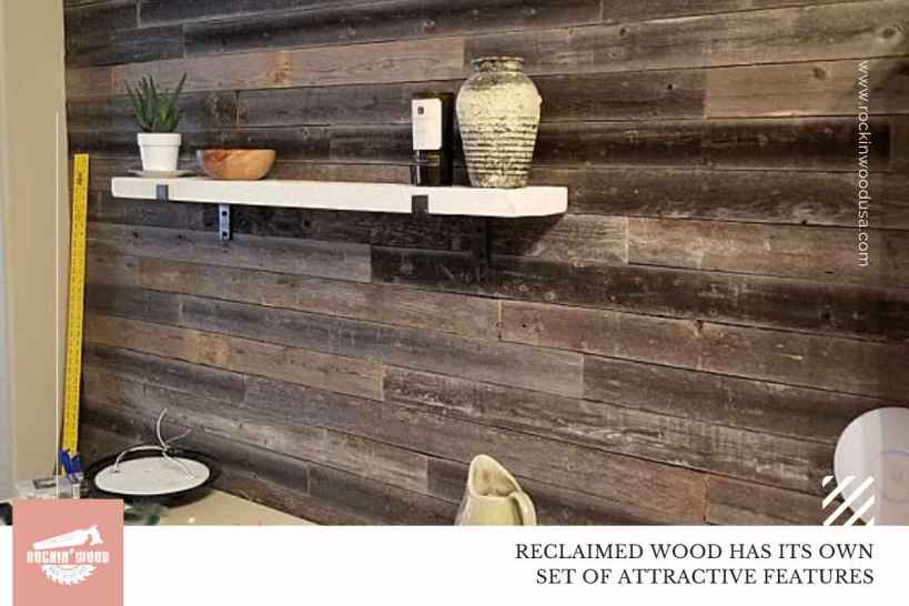reclaimed wood set of features