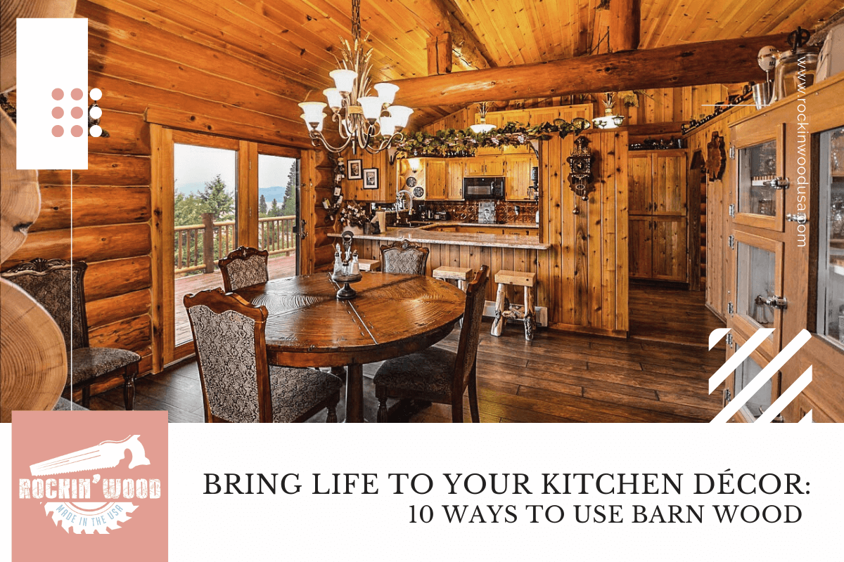 Bring Life to your Kitchen Decor