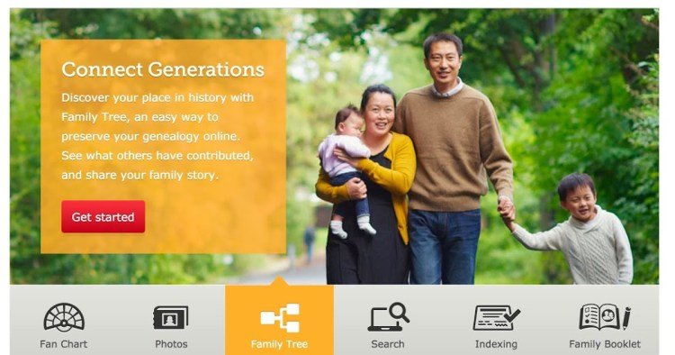 Family Search made Easy (and FUN) through Technology