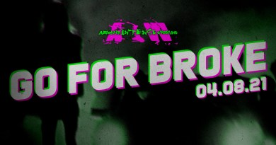 "Absolute Intense Wrestling Unleashes ""Go For Broke"" April 8th!!!"
