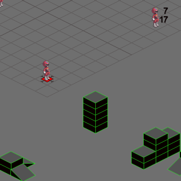 Turn-Based Sports Game Prototype: Day 1