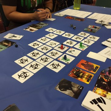 Maximum Apocalypse at GenCon