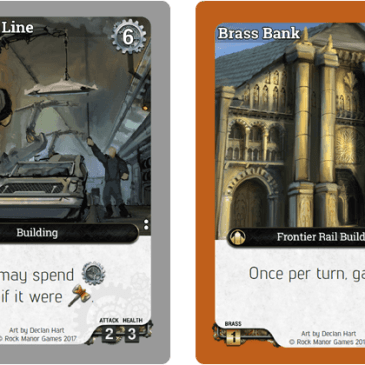 What are the differences between Brass Empire 1st and 2nd Edition?
