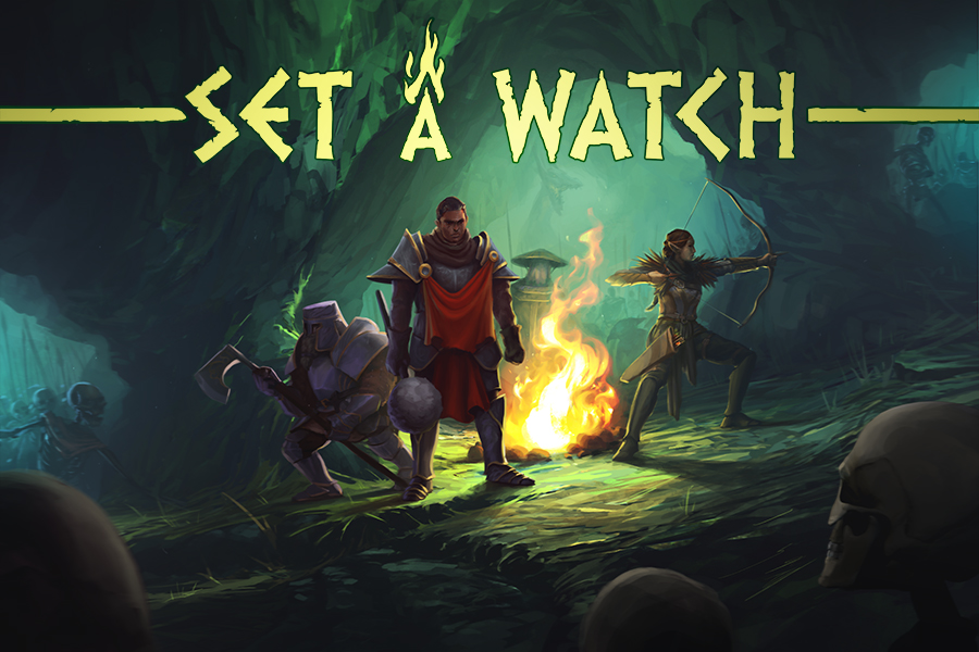 Set a Watch -  Free League