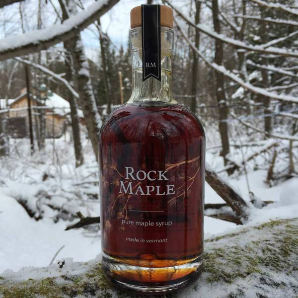 Organic VT Syrup