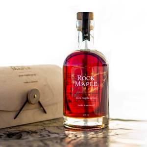 Rock Maple Syrup With Gift Box