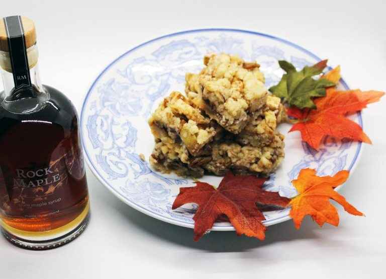 Read more about the article Vermont Maple Syrup keeps gluten-free healthy and tasty!