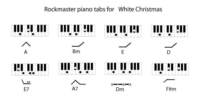 White Christmas With Bing Crosby Rockmaster Songbook