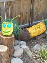 Absalom the Caterpillar.
