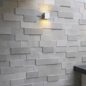 3 d flared rock mill tile and stone