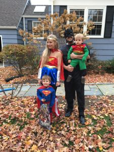 My super family, Halloween 2015