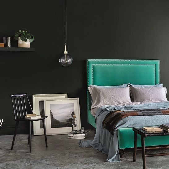Dark Green Paint Shades And Inspiration Gallery Photos