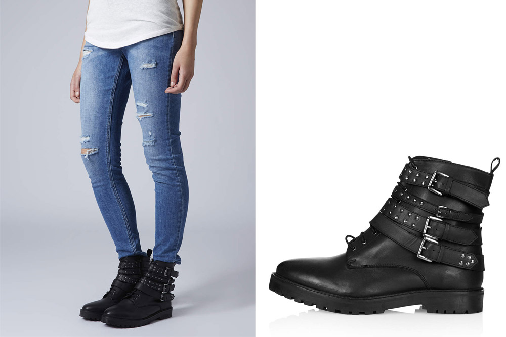 Five Of The Best Biker Boots Under 100 Rock My Style