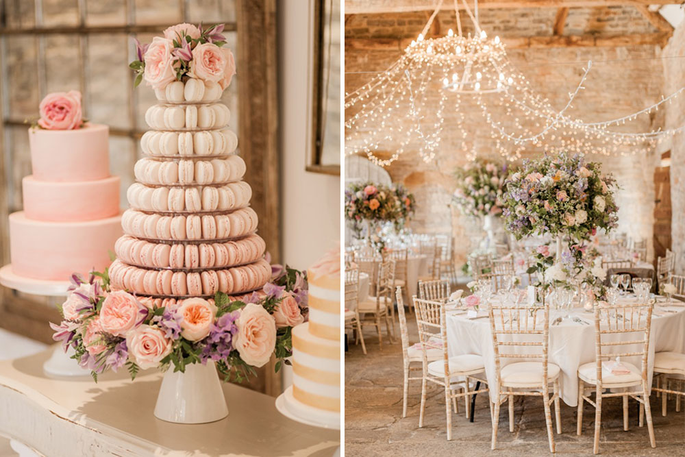 Stylish And Budget Friendly Blush Colour Theme Ideas For