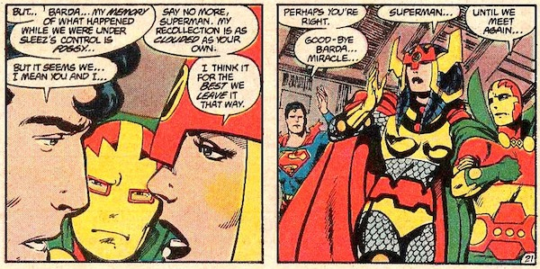 Superman porno cartoni animati