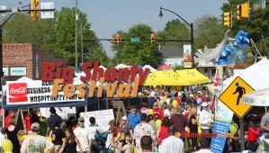 big shanty festival
