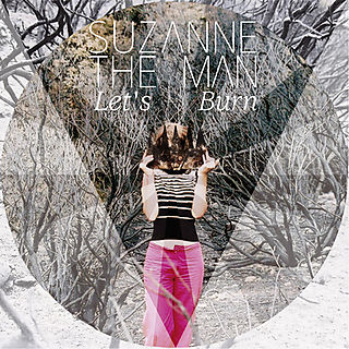 Suzanne The Man EP Cover