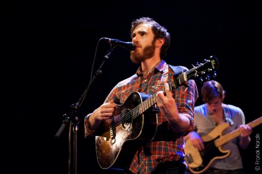 James Vincent McMorrow, Le Café de la danse