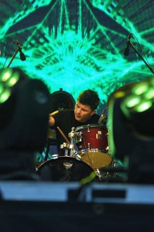 Julian Trivers of Busty and the Bass - Festival d'été de Québec 2016