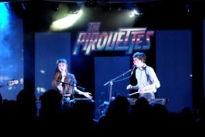 The Pirouettes @Laiterie Club