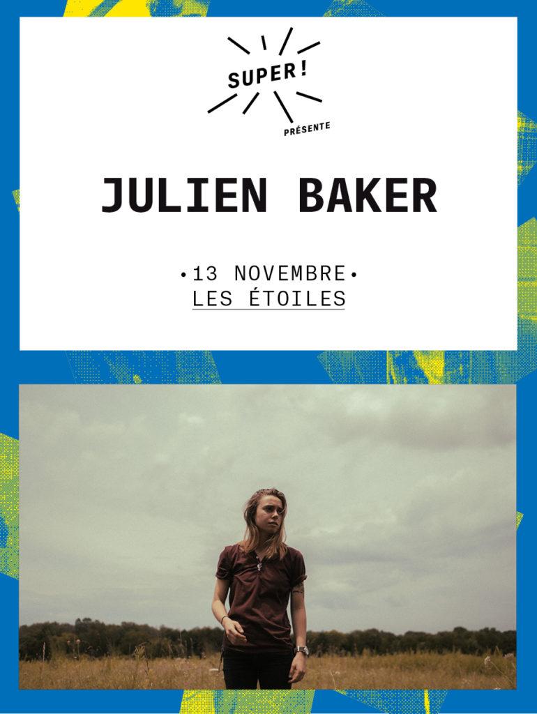 Artwork Les Etoiles Julien Baker