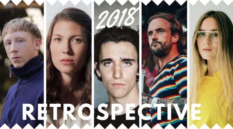 Notre rétrospective musicale de l'année 2018