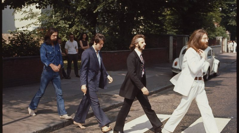Abbey Road @Linda McCartney