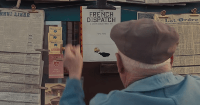 « The French Dispatch » de Wes Anderson se livre dans une bande-annonce folle