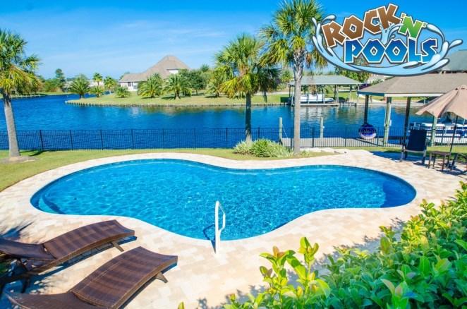 Rock'N'Pools Islander Pool Banner