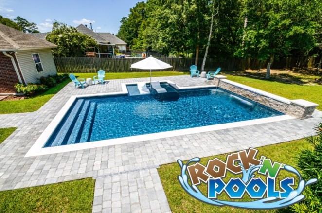 Rock'N'Pools Leeds Drive Pool Banner