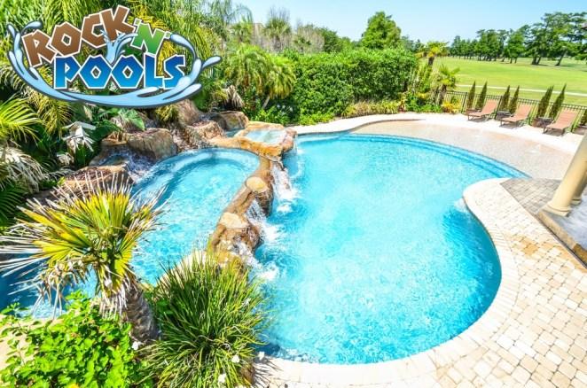 Rock'N'Pools Metairie Club #2 Pool Banner