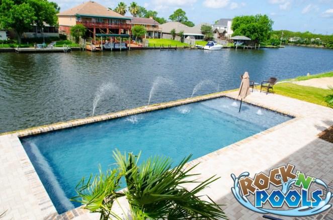 Rock'N'Pools San Cristobal Pool Banner