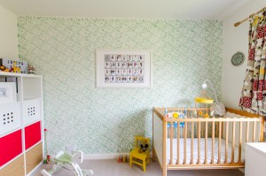 A-Z of Music in baby's room