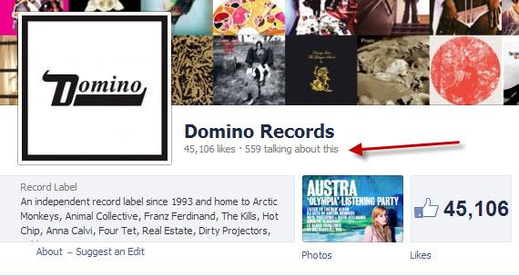 Domino FB Page