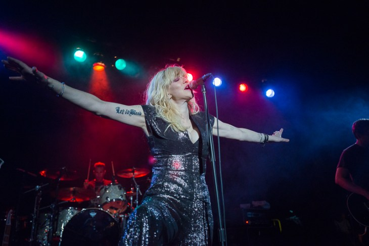 Courtney Love Live at the Phoenix Theater in Petaluma shot by Jason Miller-15