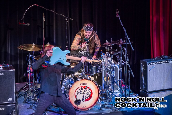 The Winery Dogs at Yoshis in San Francisco shot by Jason Miller-26